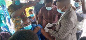 Enugu commences administering second jab of COVID-19 vaccine