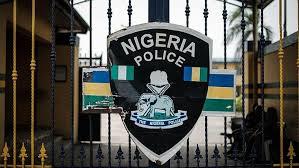 Police gate