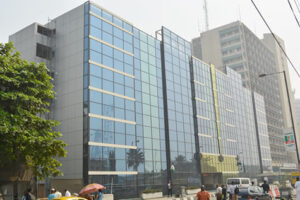 Fire outbreak rocks NPA headquarters in Lagos